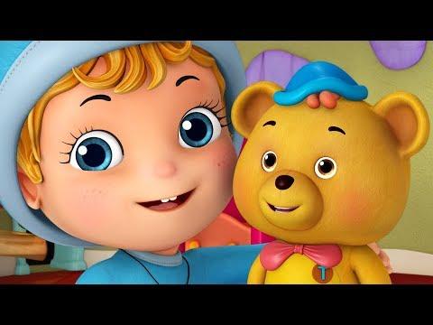 Teddy Bear Hai Mera Naam | Hindi Rhymes for Children | Infobells