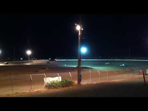 Pahrump Valley Speedway microsprint main 6-9-18