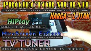 Projector Murah ada TV Tunernya Mantap