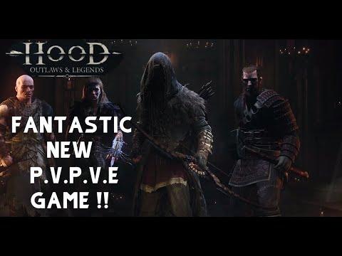 Hood - Outlaws & Legends - A NEW P.V.P.V.E GAME !! |
