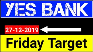 Yes Bank Friday Target । Yes bank stock news। YES bank share । YES bank latest news