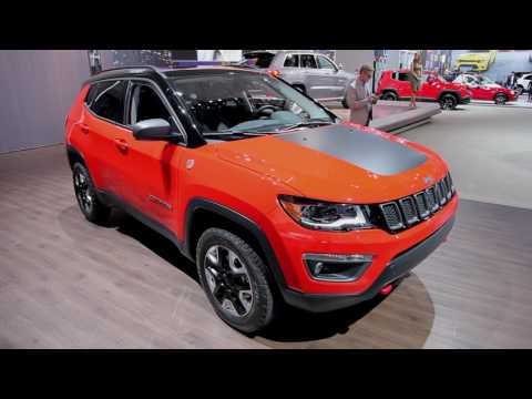 2017 Jeep New Comp Limited Image 1 10
