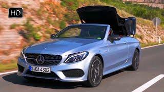 Mercedes-Benz C43 AMG 4Matic Cabriolet 2017 Videos