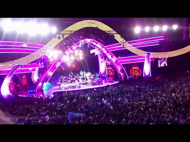 Romeo Santos - Viña deL Mar 2013 - You y La diabLa Videos De Viajes