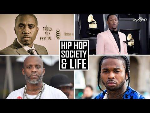 Nas & Hit-Boy on Judah and the Black Messiah Soundtrack   DMX confirms music w/Pop Smoke & Griselda