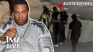 Busta Rhymes Gets Into Fight After Homophobic Slur | TMZ Live