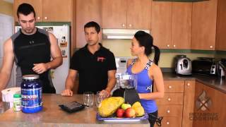 Lose belly fat healthy recipes