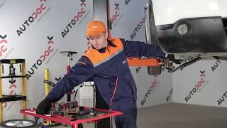 Wie HONDA Pilot III Motorhalter auswechseln - Tutorial