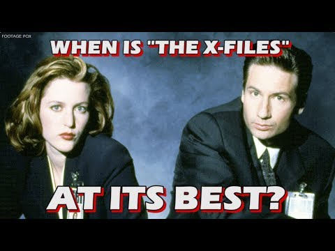 When Is The X-Files at Its Best? - Cast Interview