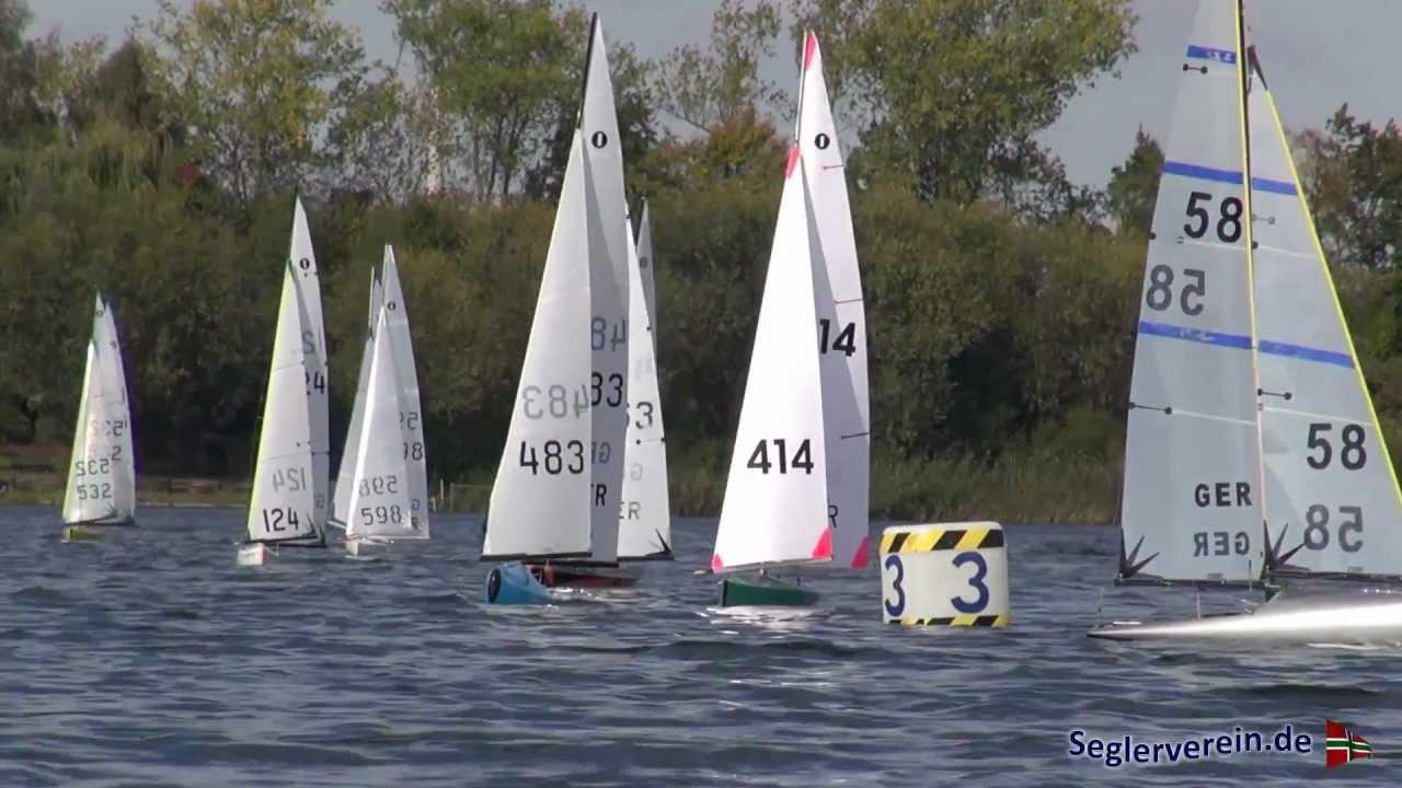 IOM-LEIPZIG-CUP 2012 2 Race RC-Sailing HD