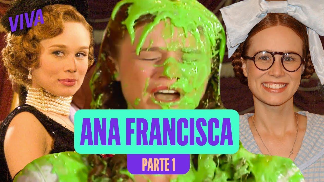A HISTÓRIA DE ANA FRANCISCA | PARTE 1 | CHOCOLATE COM PIMENTA | VIVA