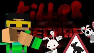 Как сделать КРОЛИКА-УБИЙЦУ БЕЗ МОДОВ!/KILLER-BUNNY Minecraft.