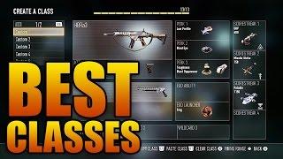 Advanced Warfare - Best Multiplayer Classes! (Call of Duty Class Setup Guide Tips)