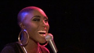 Laura Mvula - Let Me Fall  LIVE @ Martyrs Chicago 9/13/2013