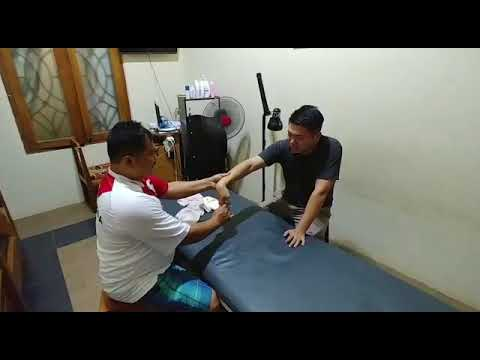 CarpalCarpalTunnel Syndrom (CTS) : Adalah rasa kesemutan dan mati rasa pada ibu jari, telunjuk dan j.