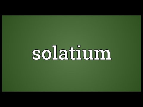 Header of solatium