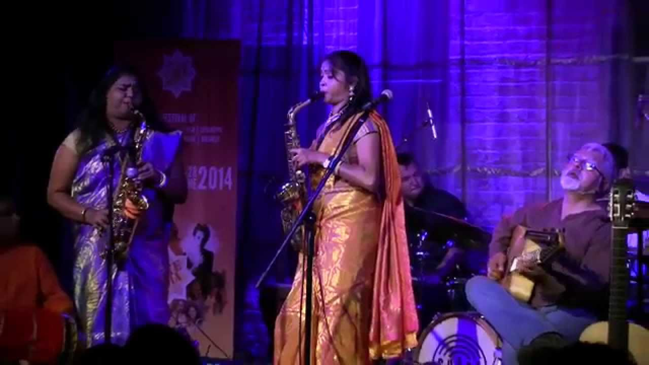 The Saxophone Sisters with the Fareed Haque Trio