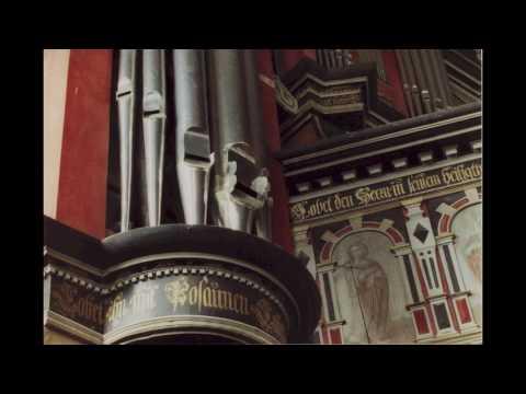 D. Buxtehude - Prelude in G major, BuxWV 147 - Harald Vogel