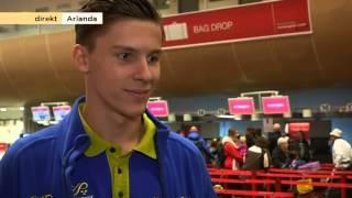 Många väntandes på Arlanda efter flygstrejk - Nyhetsmorgon (TV4)