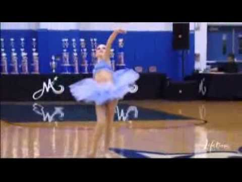 Chloe Lukasiak  In For The Thrill Ballet Solo