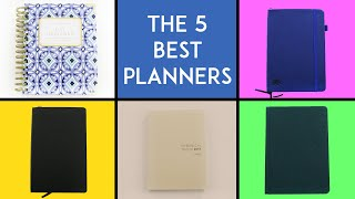 5 Life-Changing Planners