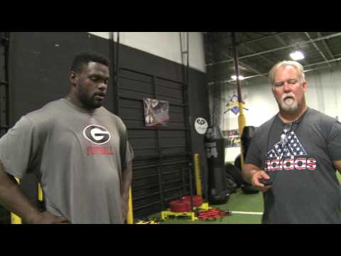 Geno Atkins Off Season Work At Chip Smith Performance