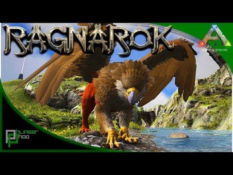 TAMING A GRIFFIN! Griffin taming pen! Ragnarok #5