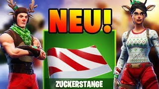 Finally back! Fortnite Daily Shop English 19.12 en Christmas Skins