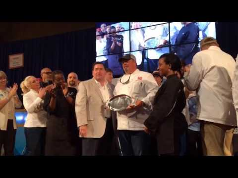 2016 Louisiana Seafood Cook-off King named at NOWFE
