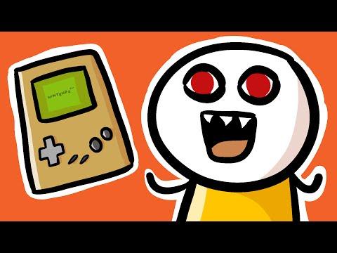 Il Bambino Che Gli Piacevano I Videogiochi - Scottecs Toons
