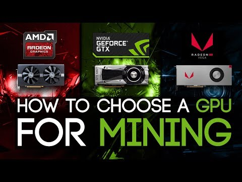 How To Choose a GPU for Mining