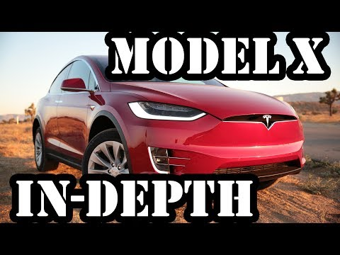 24 Hrs. With A Tesla Model X: In-Depth Look By A Tesla Owner