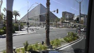 Las Vegas: Pyramide, Obelisk, Sphinx, Hotel Luxor - Altägypten Ancient Egypt