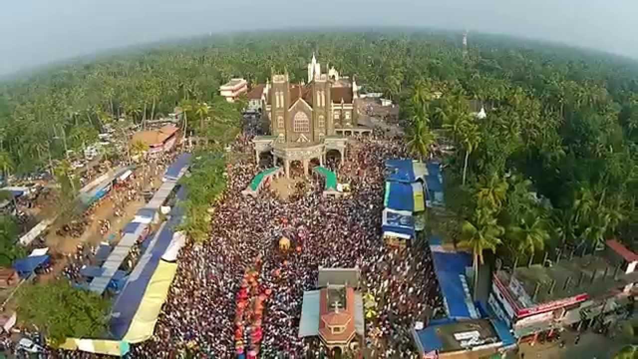 Arthunkal Perunnal Festival of Kerala