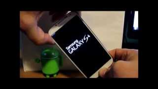 Galaxy S4 how to enter Stock recovery and Download mode