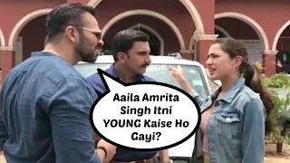 Simba Teaser Trailer 2018 - Sara Ali Khan Debut With Ranveer Singh