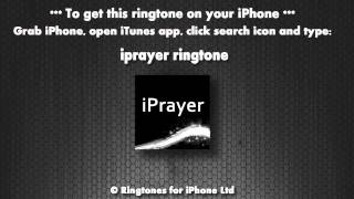 iPrayer (iPhone Ringtone)