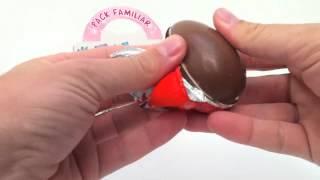 Кіндер-Сюрприз яйця розпакування Вінкс Клуб подарунок іграшка в упаковці 6 знайомих Частина 1 з 6