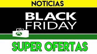 Ofertas del Black Friday 2018 en la Xbox Store | Acceso anticipado para miembros Gold