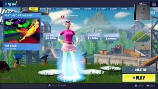 #Fortnite *GIFTING SOCCER SKIN AT 1.4K SUB + ZONE WAR (FORTNIE BATTLE ROYAL)