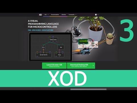 "XOD IDE. Урок 3 - ""Потенциометр"""