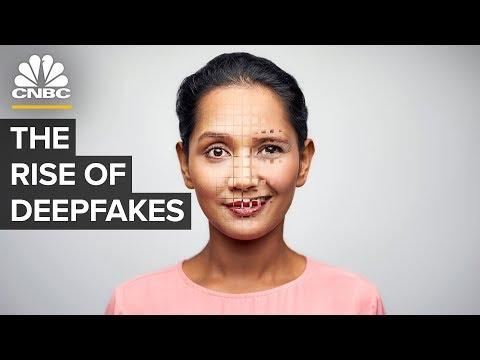DeepFake(ディープフェイク)とは人工知能を使った合成技術のことを指します