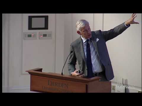 Leadership in the 21st Century and Global Forces: Dominic Barton, McKinsey