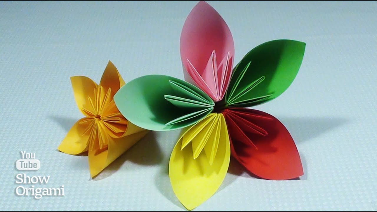 Flower made from paper selol ink flower made from paper mightylinksfo
