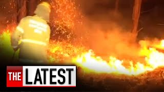 Twenty One Homes Destroyed In Rappville Bushfires   7news