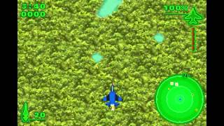 Ace Combat Advance (Gameplay Only)(1MinutePlay)
