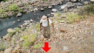 Encuentran Un Pueblo De Duendes Reales | En La Orilla De Un Río