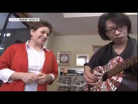 NHK World 2015 Journeys in Japan, Daniela Shiga Kanazawa Evolving Tradition 金沢市