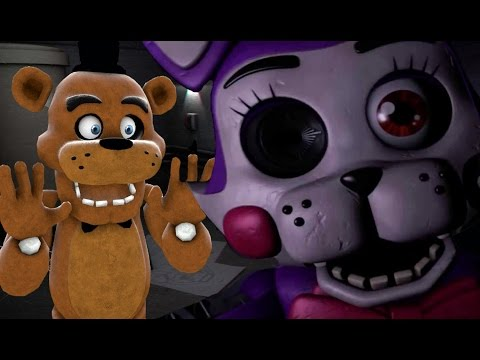 FREDDY PLAYS: Five Nights at Candy's 2 (Night 1)