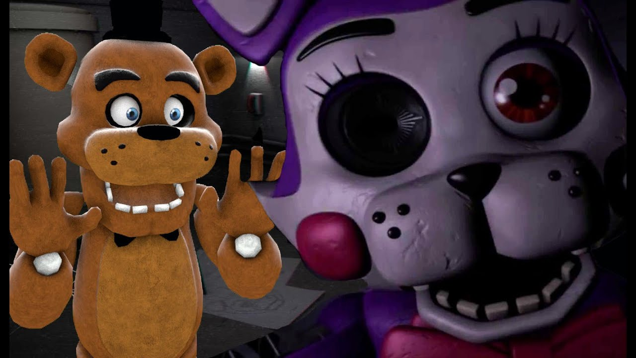 FREDDY PLAYS: Five Nights at Candy's 2 (Night 1) - YouTube